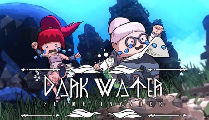 Dark Water Slime Invader Free