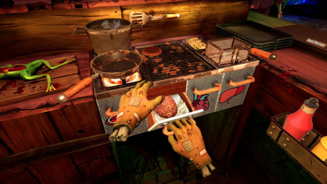 Horror Bar VR free cracked