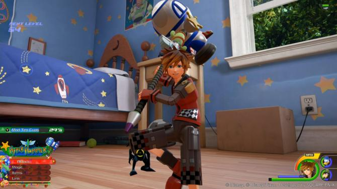 Kingdom Hearts III and Re Mind free download