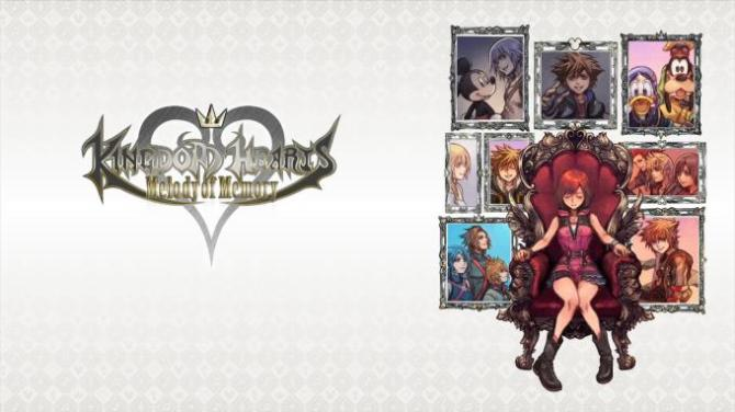 Kingdom Hearts Melody of Memory Free