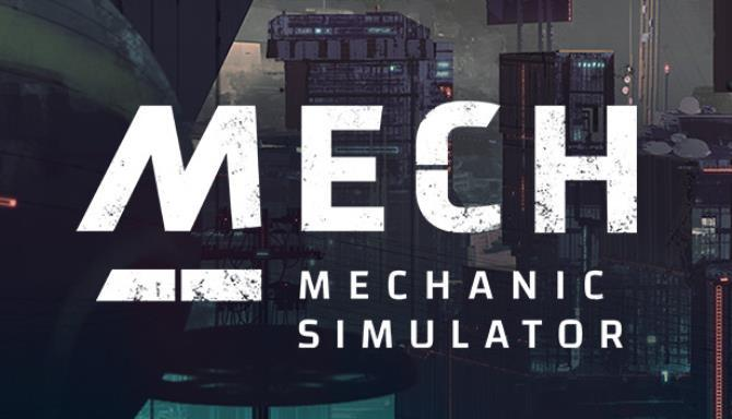 Mech Mechanic Simulator Free