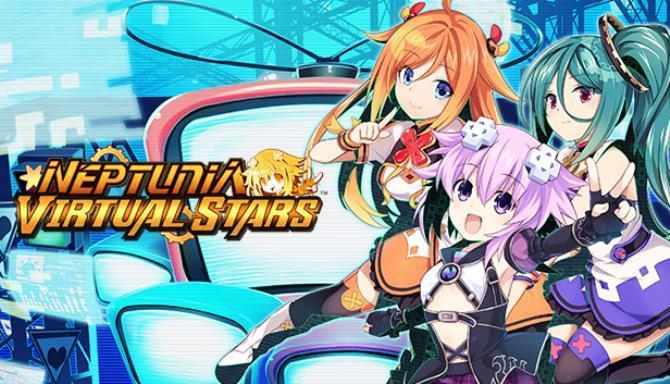 Neptunia Virtual Stars Free
