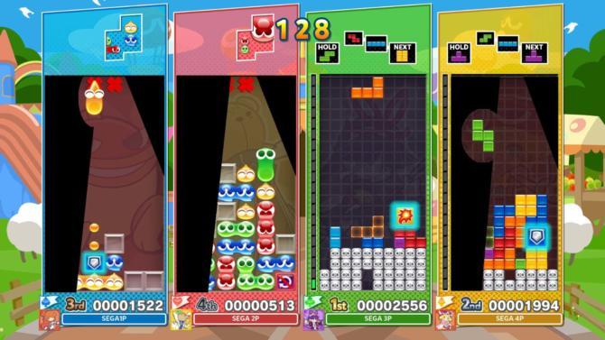 Puyo Puyo Tetris 2 free cracked