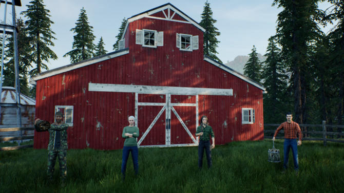 Ranch Simulator The Realistic Multiplayer Agriculture Management Sandbox Farm Harvest Hunt Build free cracked 1