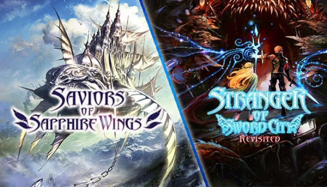 Saviors of Sapphire Wings Stranger of Sword City Revisited Free