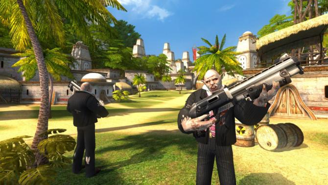 Serious Sam 2 free download