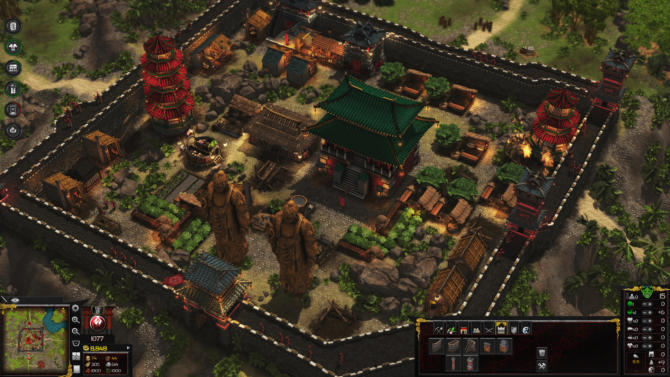 Stronghold Warlords free download