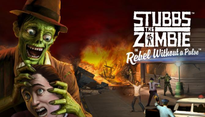 Stubbs the Zombie in Rebel Without a Pulse Free