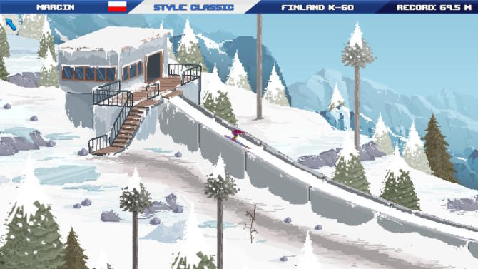 Ultimate Ski Jumping 2020 free cracked