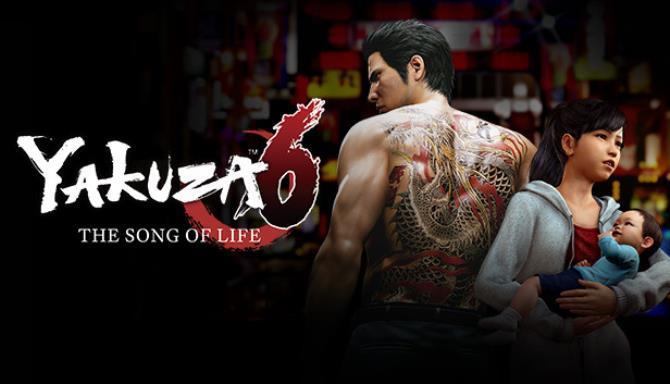 Yakuza 6 The Song of Life Free