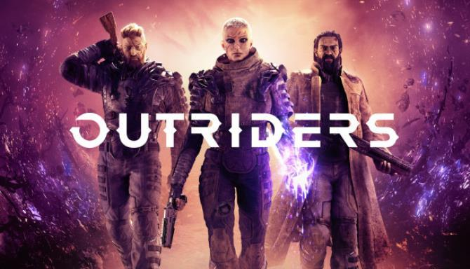 OUTRIDERS Free