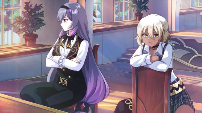 Perfect Gold Yuri Visual Novel free download