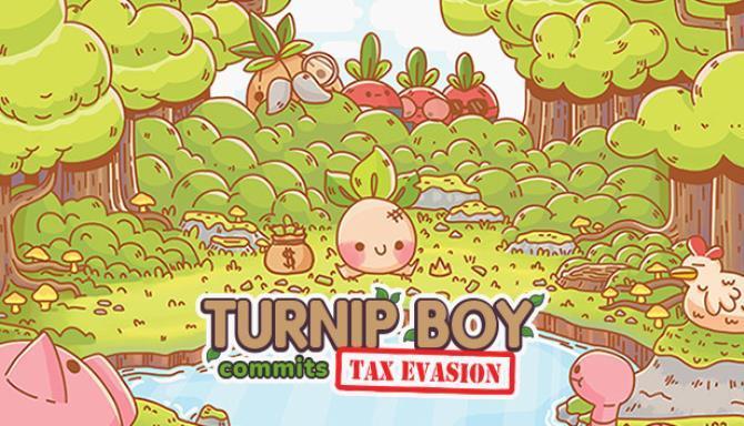Turnip Boy Commits Tax Evasion Free