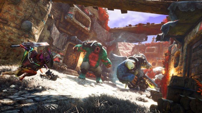 BIOMUTANT for free download