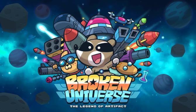 Broken Universe Tower Defense Free