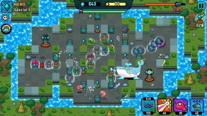 Broken Universe Tower Defense free download