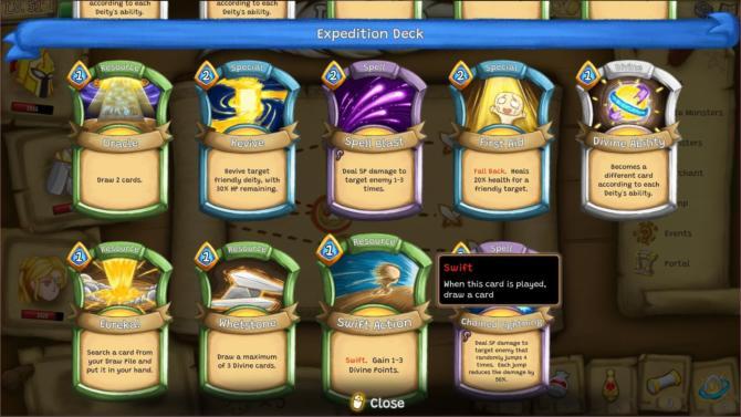 Cardnarok Raid with Gods free download