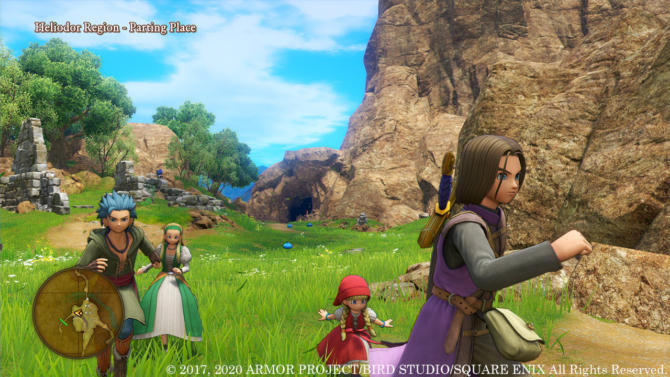 DRAGON QUEST XI S Echoes of an Elusive Age Definitive Edition cracked