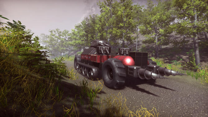 Dieselpunk Wars cracked