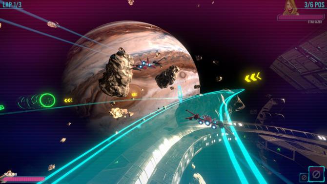 Neon Wings Air Race free download
