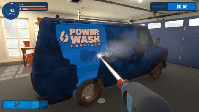 PowerWash Simulator cracked
