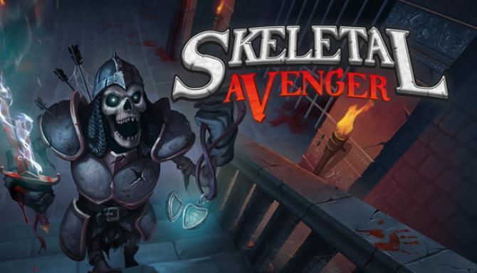Skeletal Avenger Free