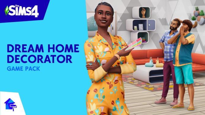 The Sims 4 Dream Home Decorator free