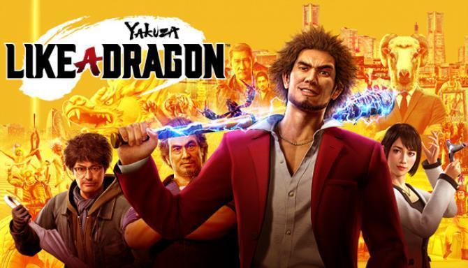 Yakuza Like a Dragon Free