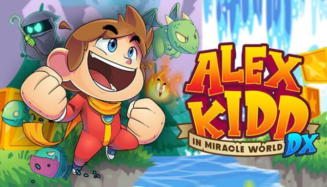 Alex Kidd in Miracle World DX Free