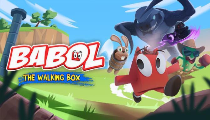 Babol the Walking Box Free