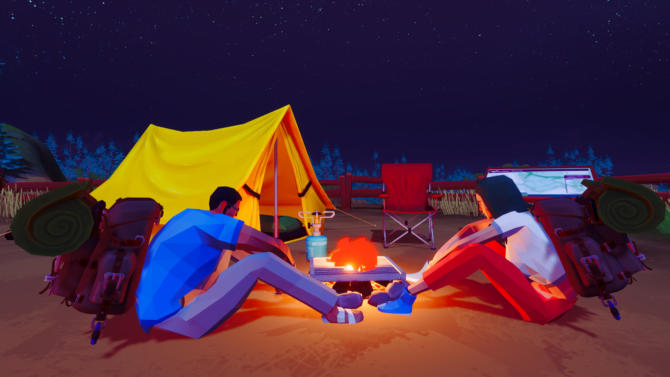 Camping Simulator The Squad free download