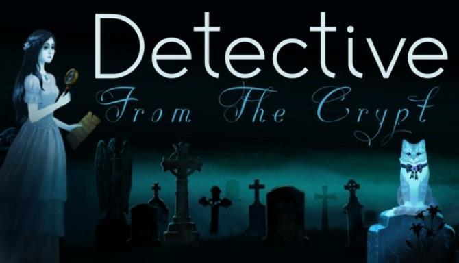 Detective From The Crypt free