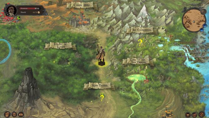 Fabled Lands cracked