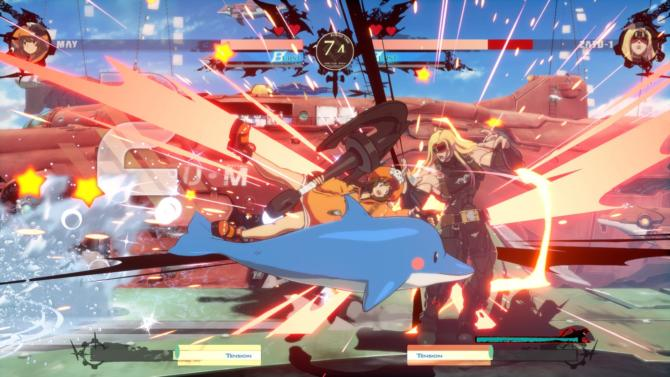 GUILTY GEAR STRIVE free cracked