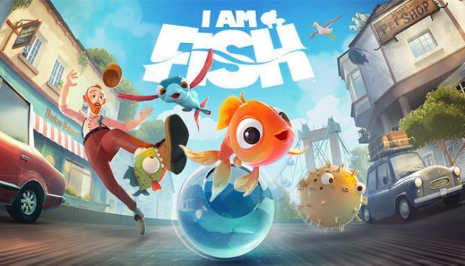 I Am Fish Free