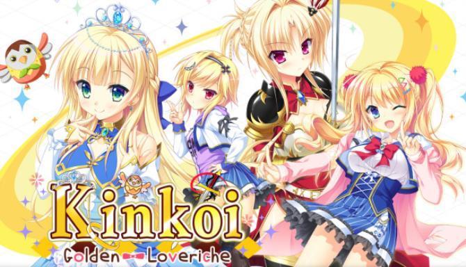 Kinkoi Golden Loveriche Free