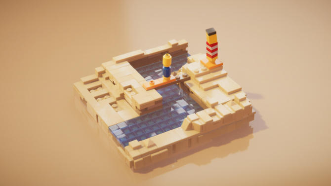 LEGO Builders Journey cracked