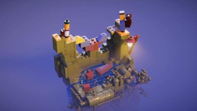 LEGO Builders Journey free cracked