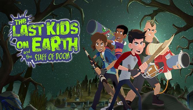 Last Kids on Earth and the Staff of Doom Free