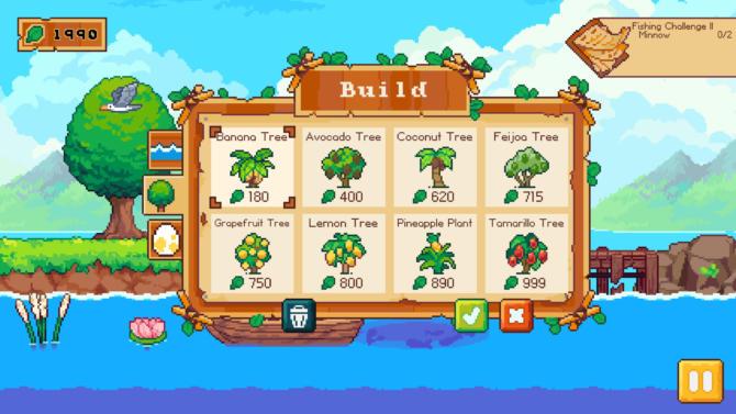 Lunas Fishing Garden free download