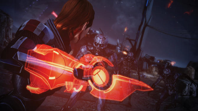Mass Effect Legendary Edition free cracked