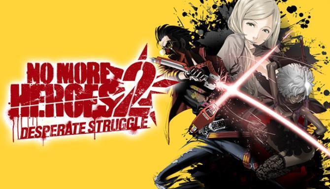 No More Heroes 2 Desperate Struggle Free