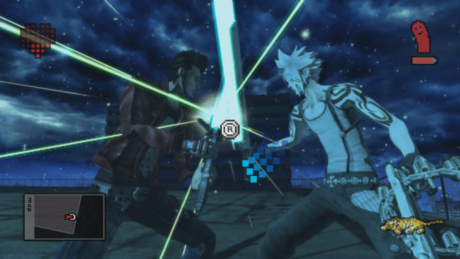 No More Heroes 2 Desperate Struggle free cracked