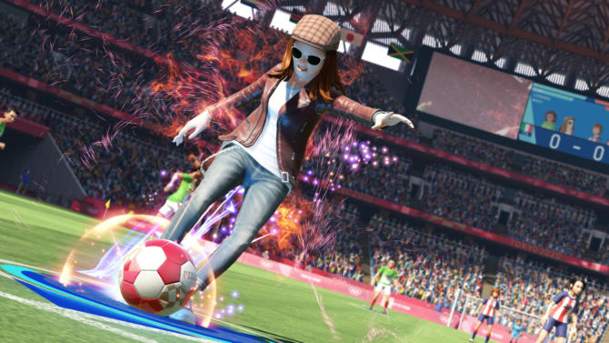 Olympic Games Tokyo 2020 The Official Video Game cracked