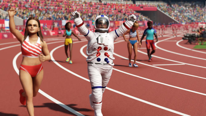 Olympic Games Tokyo 2020 The Official Video Game free cracked