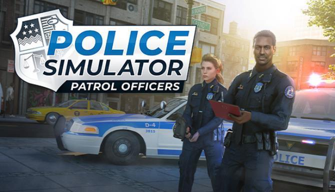Police Simulator Patrol Officers Free