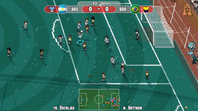 Pixel Cup Soccer Ultimate Edition free cracked