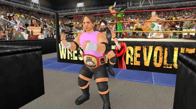 Wrestling Empire cracked