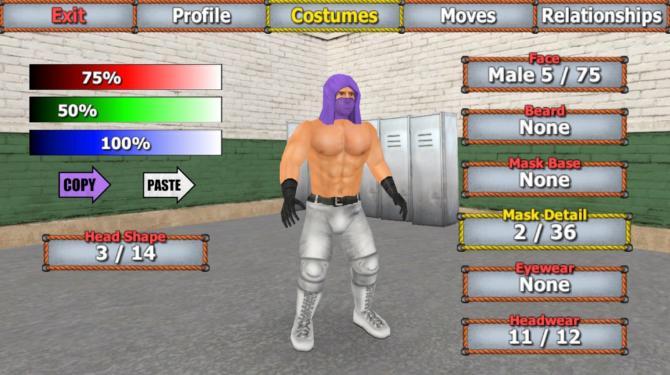 Wrestling Empire free cracked