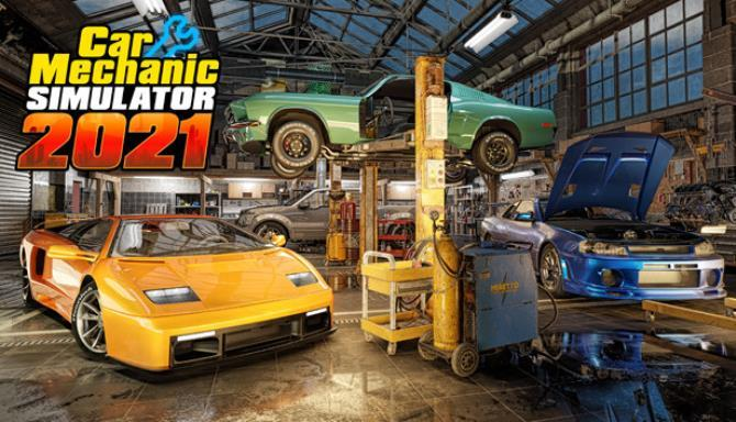 Car Mechanic Simulator 2021 Free